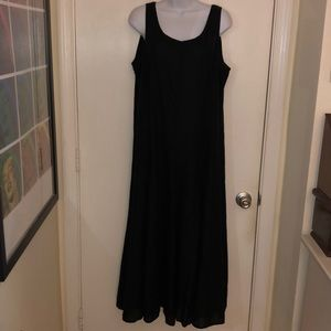 Eileen Fisher Black Dress